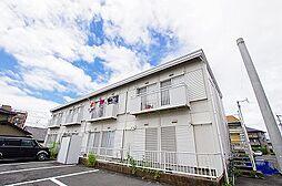 サンハイツ赤坂[201号室]の外観
