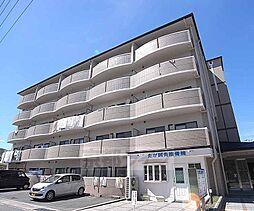京都府京都市西京区桂上野西町の賃貸マンションの外観