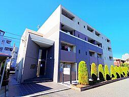東京都東久留米市幸町4丁目の賃貸マンションの外観