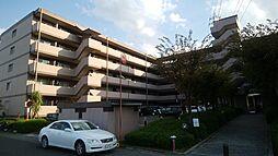 滋賀県大津市北大路3丁目の賃貸マンションの外観