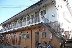 大阪府岸和田市小松里町の賃貸アパートの外観