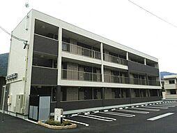 広島県広島市安佐北区可部南5丁目の賃貸アパートの外観