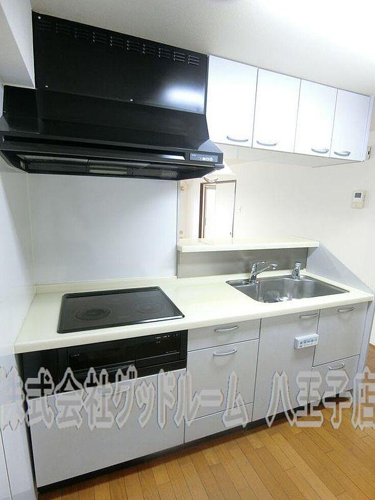 キッチン(高尾パークハイツの写真 お部屋探しはグッドルームへ)