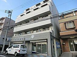 プランドール勝田台[201号室]の外観