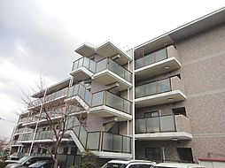 兵庫県伊丹市柏木町1丁目の賃貸マンションの外観