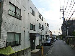 横田ハイツ[203号室]の外観
