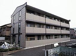 神奈川県川崎市高津区北見方3丁目の賃貸マンションの外観