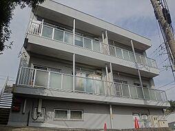 山田ビル[202号室]の外観