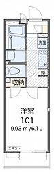 レオネクスト川口芝公園[3階]の間取り