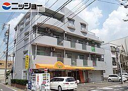 ハイツ桜田[2階]の外観