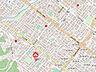 地図,2LDK,面積57.33m2,賃料5.6万円,バス JRバス山の手高校前下車 徒歩4分,札幌市営東西線 円山公園駅 徒歩19分,北海道札幌市西区山の手二条9丁目