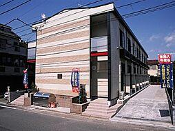 NAKAGOME[1階]の外観