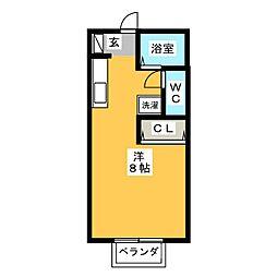 美乃坂本駅 3.4万円