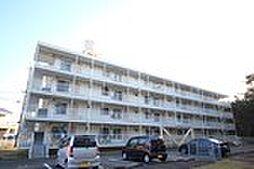 ビレッジハウス古賀 2号棟[3階]の外観