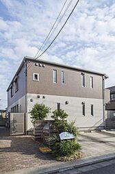 東京都世田谷区桜上水1丁目の賃貸アパートの外観