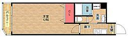 PARKSOUTH[5階]の間取り