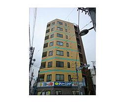 東京都台東区根岸4丁目の賃貸マンションの外観