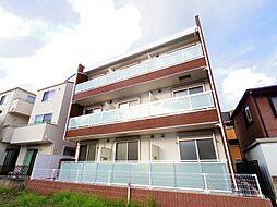 埼玉県和光市白子2丁目の賃貸アパートの外観