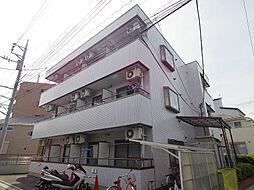 埼玉県所沢市和ケ原1丁目の賃貸マンションの外観