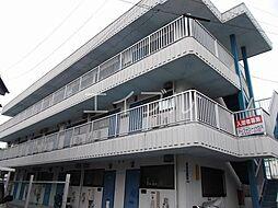 リバーコーポ朝倉[3階]の外観