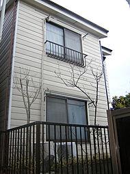 プチハウス1[2階]の外観