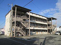 山形県山形市南館3丁目の賃貸アパートの外観