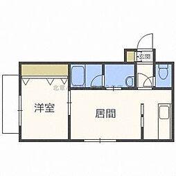 ALTAIR27[1階]の間取り