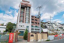 モンシャトー百済坂[4階]の外観