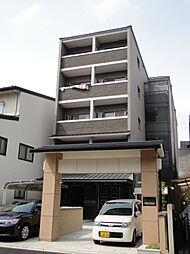 ベラジオ堀川今出川[3階]の外観