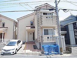 福岡県福岡市東区和白丘3丁目の賃貸アパートの外観