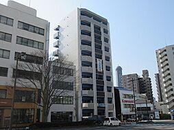 山口県下関市岬之町の賃貸マンションの外観
