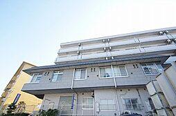 神奈川県川崎市宮前区有馬9の賃貸マンションの外観