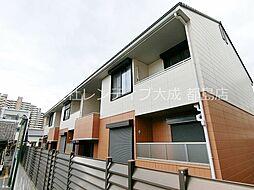 大阪府大阪市城東区関目2丁目の賃貸アパートの外観