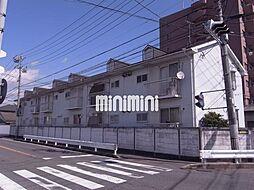 レピュート勝川II[1階]の外観
