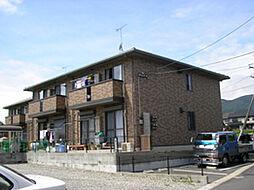 グリーンヒルB棟[2階]の外観
