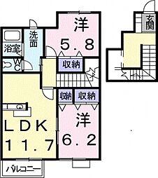 石原駅 5.8万円