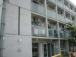兵庫県西宮市津門稲荷町の賃貸マンションの外観