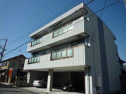 大阪府大阪狭山市池尻中1丁目の賃貸マンションの外観
