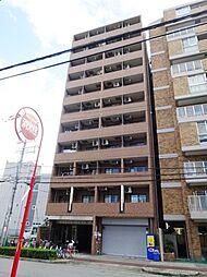 エステムコート新大阪[8階]の外観