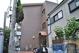 マンション渚[2階]の外観