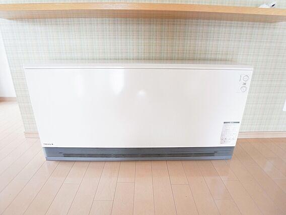 暖房設備!