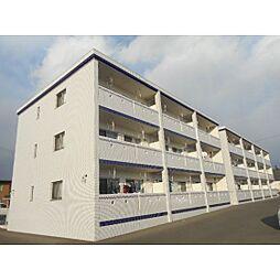 静岡県浜松市東区笠井町の賃貸マンションの外観