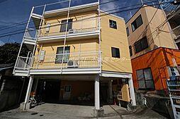 岡山県岡山市中区国富2丁目の賃貸マンションの外観