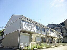 サンハイツ高井田[1階]の外観