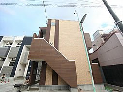 愛知県名古屋市中村区中村中町1の賃貸アパートの外観
