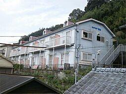 ヒルサイド西山[206号室]の外観