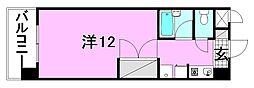 エトワール和泉[506 号室号室]の間取り