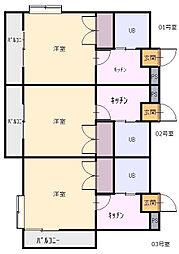手柄駅 3.5万円