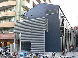 フローラ3[2階]の外観