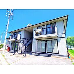 西沢アパートA(中之条)[2階]の外観